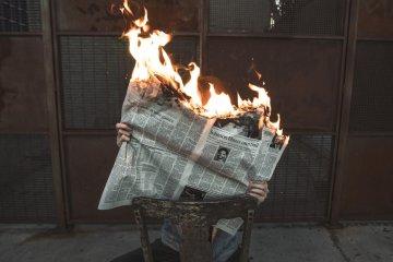 How the Media Fed the Public's Coronavirus Anxiety